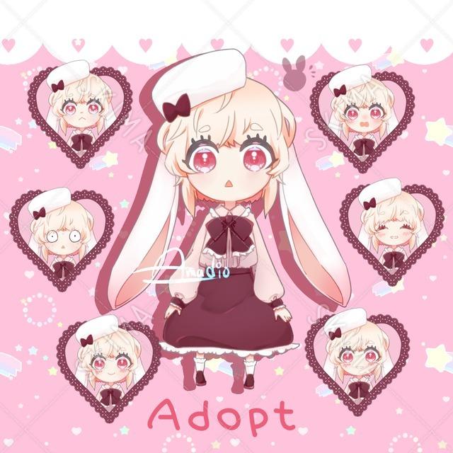 Adopt:うさみみ