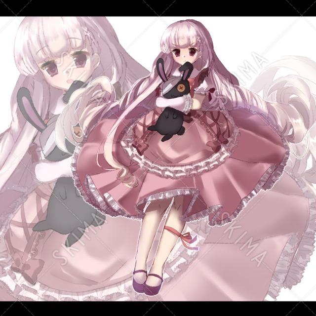 桜色のお嬢様