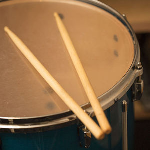 ドラムの基礎教えます