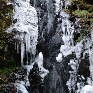 この画像を販売します。「冬の滝」