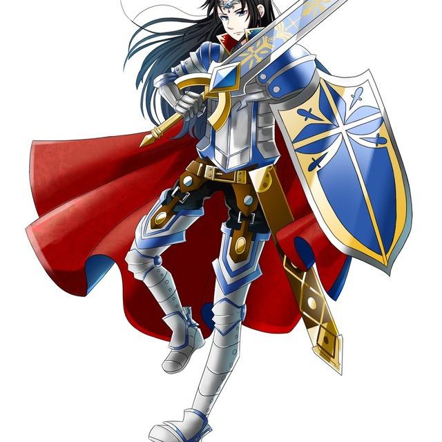 キャラクターデザイン(男性、女性、獣人等)