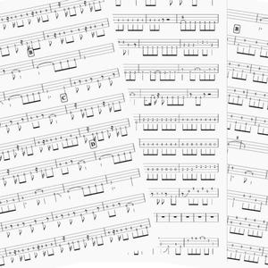 ベースのタブ譜を制作します!譜面のない曲/リリースされたばかり/耳コピできない等