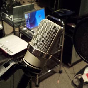 音声編集、ミキシング・マスタリングします