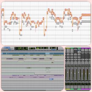 「歌ってみた」などの楽曲をレコーディングエンジニアが自スタジオでMIXします!