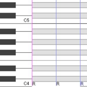 【UTAU】連続音の原音設定